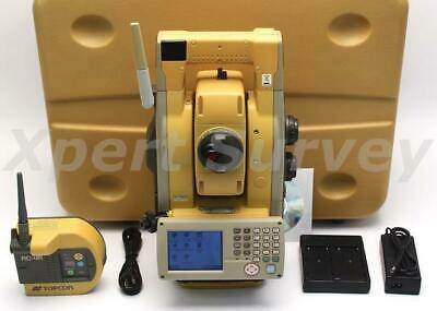 £6829.22 • Buy Topcon GPT-9005A 5  Reflectorless Robotic Total Station GPT9005 W/ RC-4R Remote