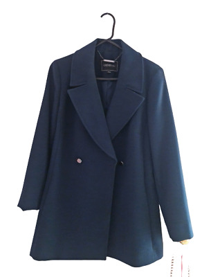 AU70 • Buy Size 12 Forever New Wool Coat. Only Worn Once. Beautiful And Warm