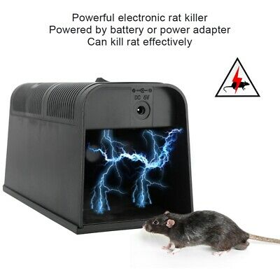 £20.29 • Buy Electronic Mouse Trap Victor Control Rat Killer Pest Electric Rodent Zapper UK