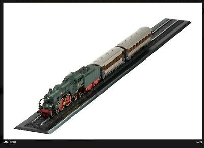 £9.99 • Buy Atlas Editions Model Trains Of The World. Orient Express - 1/220 Scale