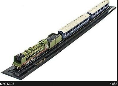 £9.99 • Buy Atlas Editions Model Trains Of The World. Train Bleau - 1/220 Scale