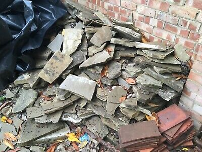 £25 • Buy YORK STONE CRAZY PAVING PILE 5 M2 APPROX