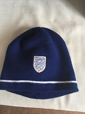 £2.20 • Buy England Knitted Beanie