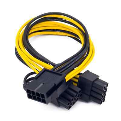 £3.85 • Buy PCI-E 8-Pin To Dual 8-Pin 6+2 Pin Male Video Card Power Adapter Cable Graphic