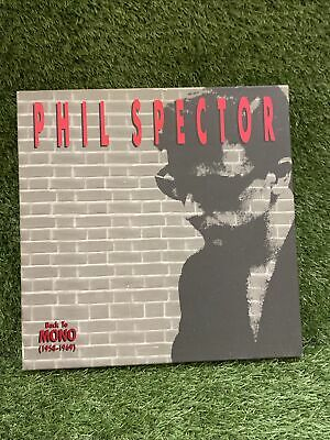 £40 • Buy Phil Spector Back To Mono (1958-1969)
