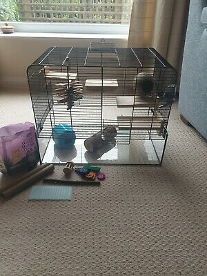 £45 • Buy Hamster Cage