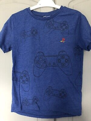 £4 • Buy Playstation T-shirt Controllers Next 6 Years