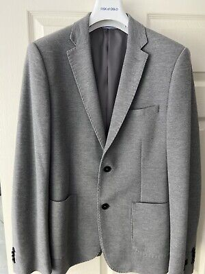 $12.58 • Buy FISK OF OSLO Men's Smart Blazer Jacket, Size 40R, Brand New And Never Worn