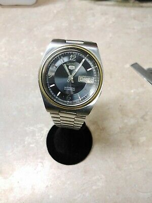 $ CDN25.69 • Buy Seiko 5 Automatic Watch-7009-3130 For Parts Or Repair