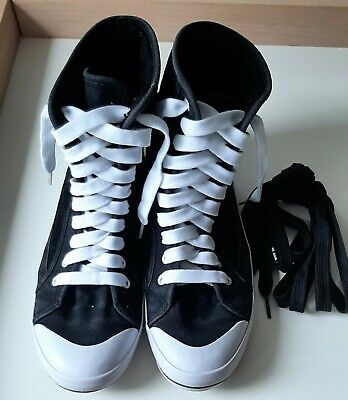 £8 • Buy Black & White Ankle Pumps By Voi, Size 7 Very Good Condition