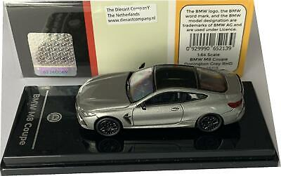 £12.50 • Buy BMW M8 Coupe In Donington Grey 1:64 Scale Model From Paragon Models