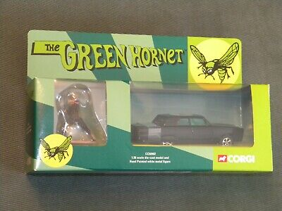 $45 • Buy Corgi The Green Hornet Diecast With Figure 1/36 Scale 2001, NEW