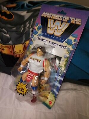 $11.99 • Buy Masters Of The WWE Universe  ROWDY  RODDY PIPER Action Figure Wave 5 MOTU WWE