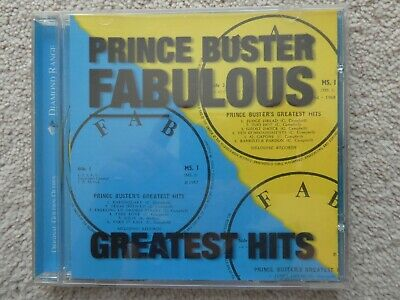 £10.50 • Buy Prince Buster Fabulous Greatest Hits CD