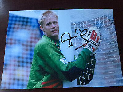 £7 • Buy Peter Schmeichel A4 Signed