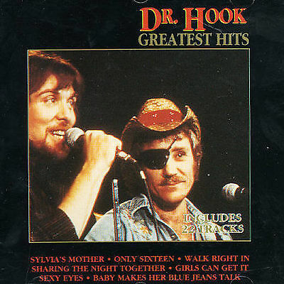 £10.39 • Buy Dr. Hook Greatest Hits CD NEW Unsealed