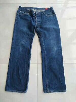 £10 • Buy Men's Jeans DUCK AND COVER W36/L32. Button Fly.