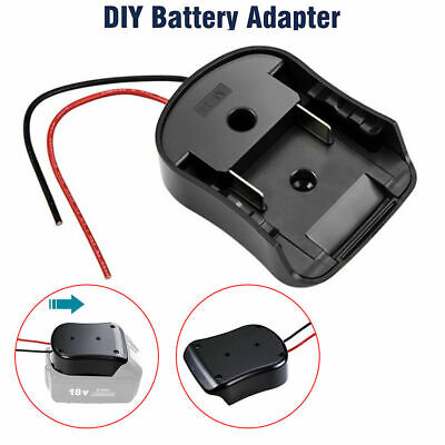 AU14.99 • Buy 18V Li-ion Battery Adapter DIY Wire Cable Connect Output Tool For Makita MT18V