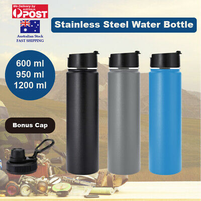 AU29.99 • Buy Double Wall Stainless Steel Water Bottle Vacuum Insulated Thermos Flask