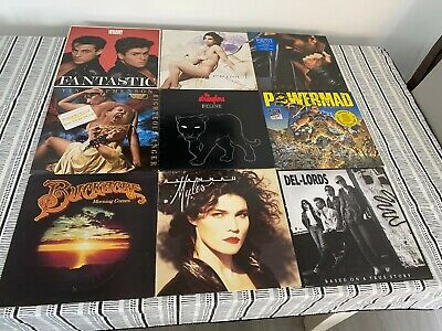 £30 • Buy Collection Of 33 Records (stranglers, Prince, Iron Maiden, Madness  Etc)
