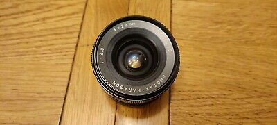 £25 • Buy Photax Paragon 1:2.8 F=28mm Manual Focus Lens Canon With Case
