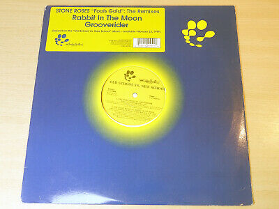 £19.99 • Buy EX- !! The Stone Roses/Fools Gold : The Remixes/1999 Jive Electro 12  Single