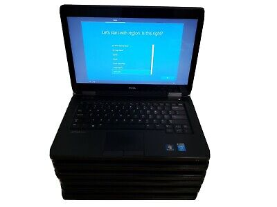 $680 • Buy Lot Of 6 Dell Latitude E5440 Laptops 1.9000GHz Core I5 4Gb Ram 128Gb HDD