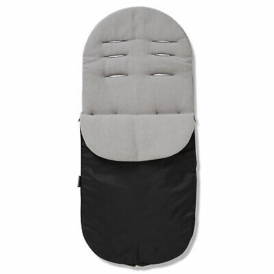 £19.99 • Buy Footmuff / Cosy Toes Compatible With Mamas And Papas Buggy Pushchair New Grey