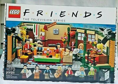 $74.95 • Buy LEGO IDEAS FRIENDS  21319 The Television Series Central Perk
