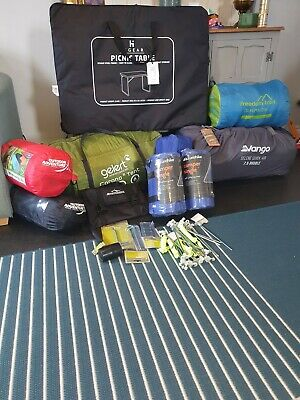 £350 • Buy Camping Equipment Bundle Never Used