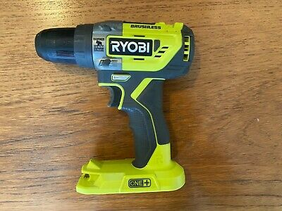 £50 • Buy Ryobi Brushless One+ 18v Combi Drill , 2x 2Ah Batteries And Charger.