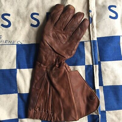£15 • Buy Raf Ww2 H Type Flying Gauntlet Right Hand Small Unissued