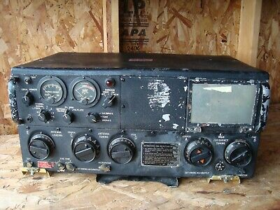 $119 • Buy  Art-13 T-47 Military Transmitter Wwii U.s. Army Signal Corps