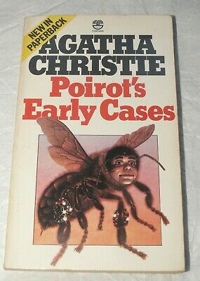 £4.99 • Buy Poirot's Early Cases By Agatha Christie - 1979 Fontana  Paperback