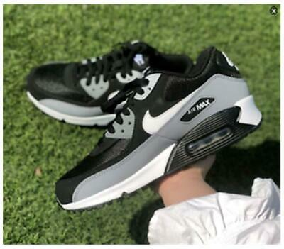 AU66.99 • Buy Black Air Max 90 Mens / Womens Trainers Shoe All AU Size Sports Running Shoes
