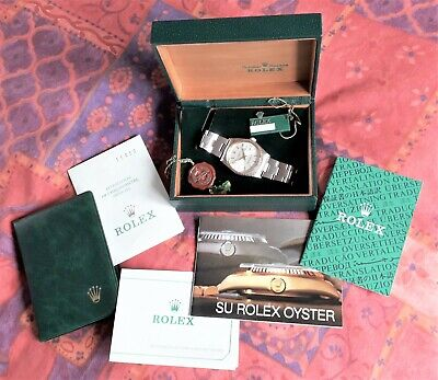 $ CDN6147.99 • Buy Rolex Oyster Perpetual Date 15053 1986/87 Full Set: Box's, Booklets, Papers Etc.