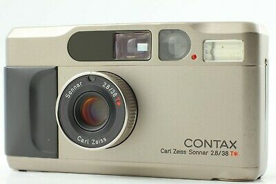 $ CDN1128.50 • Buy 【Exc++++】  Contax T2 35mm Point & Shoot Film Camera Compact From JAPAN