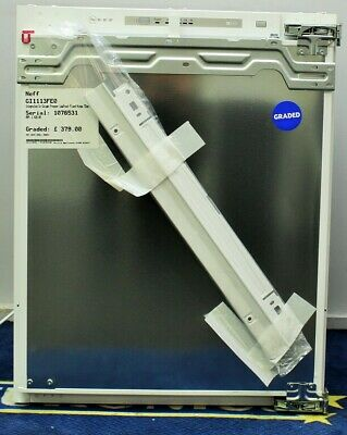 £379 • Buy Graded GI1113FE0 Integrated In Column Freezer LowFrost Fixed Hinge 263920