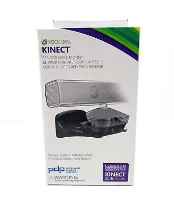 £21.19 • Buy Xbox 360 Kinect Sensor Wall Mount- New In Box Sealed - PDP