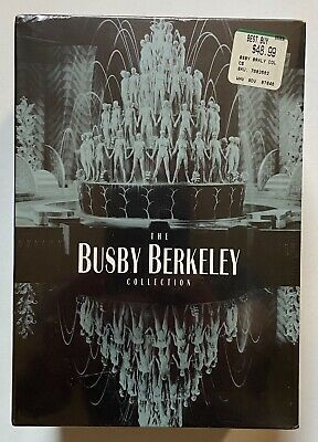 £32.73 • Buy The Busby Berkeley Collection (DVD, 2006, 6-Disc Set) Brand New Sealed