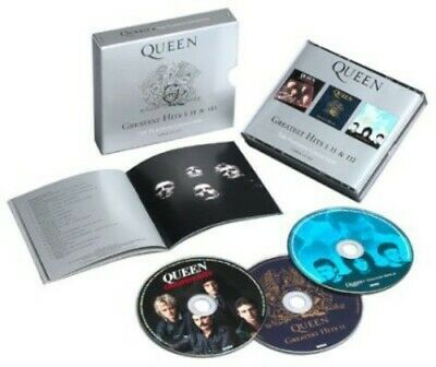 £13.80 • Buy The Platinum Collection: Greatest Hits I, II & III Queen Music CD