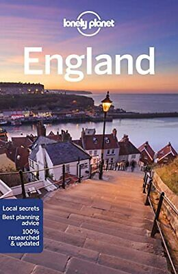 £15.06 • Buy Lonely Planet England (Travel Guide) By Tasmin Waby Oliver Berry Joe B New Book
