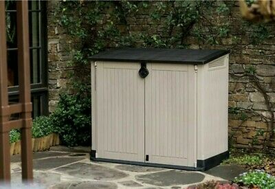 £159.88 • Buy Keter Large Store It Out Midi Garden Storage Box Shed Keter Max Available