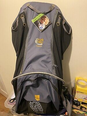 £49.99 • Buy Bush Baby Pinnacle Carrier/ Backpack With Sun Shade & Rain Cover - Used Few Time