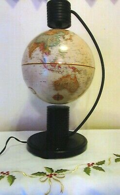£89 • Buy Levitating Electro-magnetic Floating World Globe - By 'With Design In Mind'
