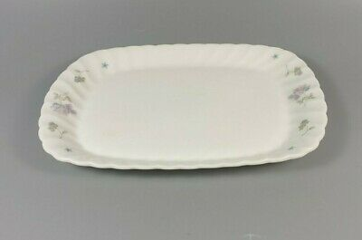 £14.99 • Buy Wedgwood April Flowers Butter Dish Base Only (perfect)