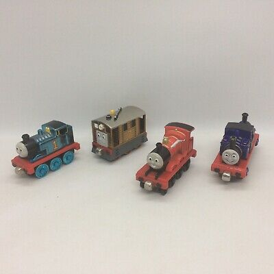 £25 • Buy Learning Curve 2002 Thomas The Tank Engine & Gold Toby With James & Mighty Mac