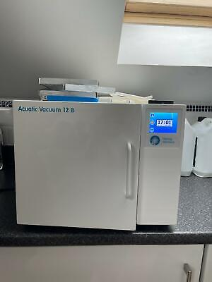 £3000 • Buy Sterling Acuatic Vacuum 12 Litre Autoclave / Steam Steriliser 12B, Nearly New.