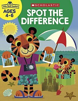 £3.73 • Buy Spot The Difference Littl By Scholastic Teacher Resources New Paperback Book