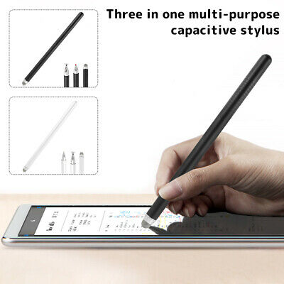 £6.19 • Buy Thin Capacitive Touch Screen Pen Stylus For IPhone IPad Samsung PDA Phone Tablet